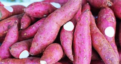 Descubra os benefícios da batata doce