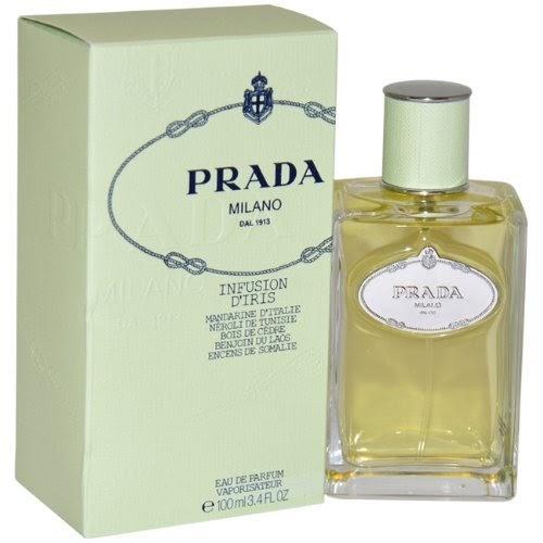 Sherapop 39 s salon de parfum prada les infusions d 39 iris for Salon parfum