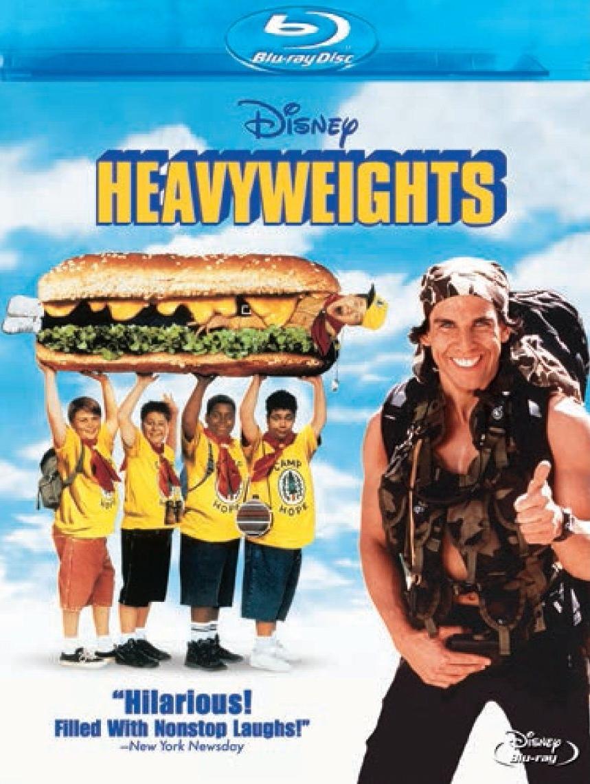Heavy Weights (Heavyweights) (1995)
