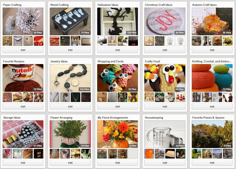 Love Pinterest?  So Do I.