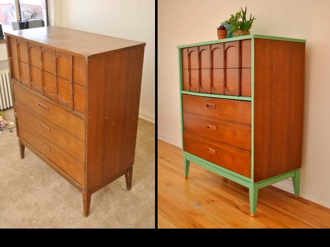 moveis usados-reciclagem-antes e depois