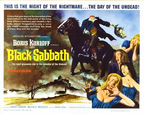 Poster - Black Sabbath (1963)