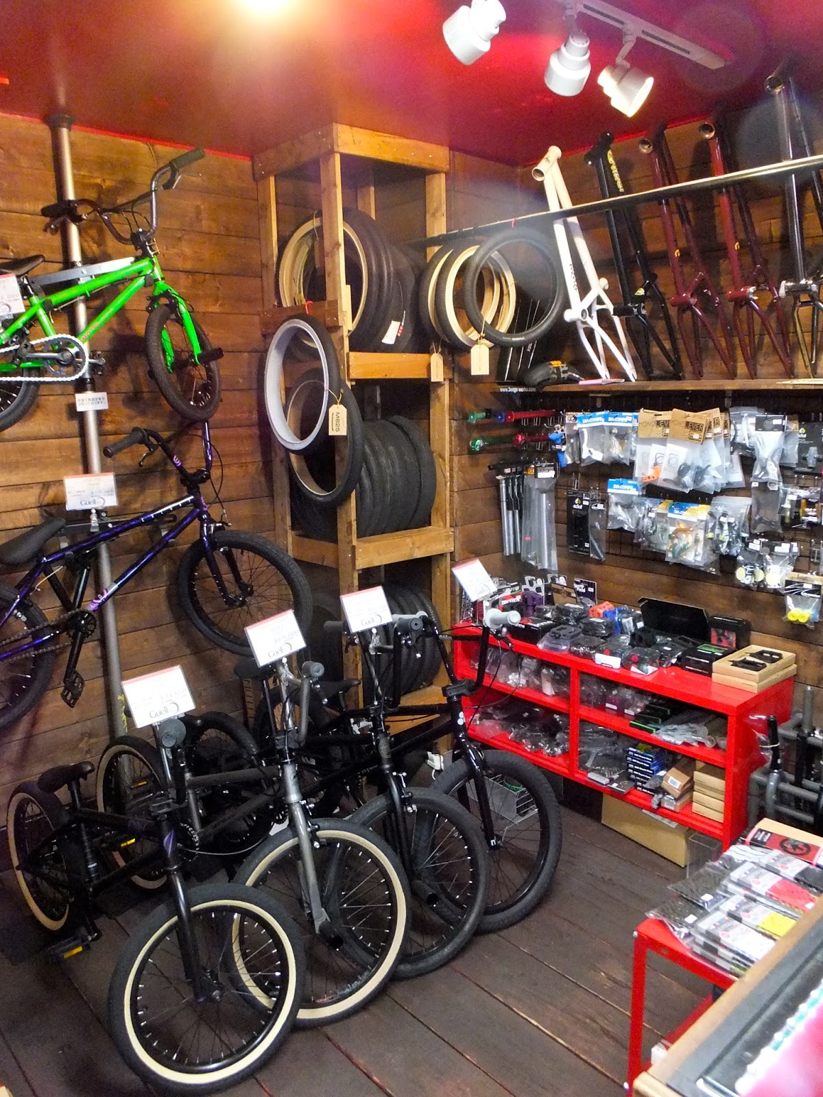 Kinki cycle cycle shops kinki for Bmx store