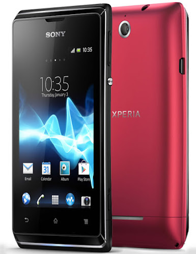 Sony Xperia E-photo