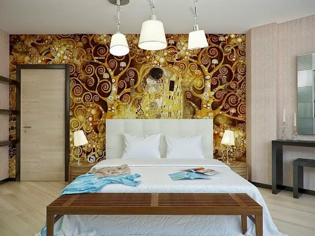 339 صور حوائط غرف نوم و ديكورات جدران لغرف نوم عصرية