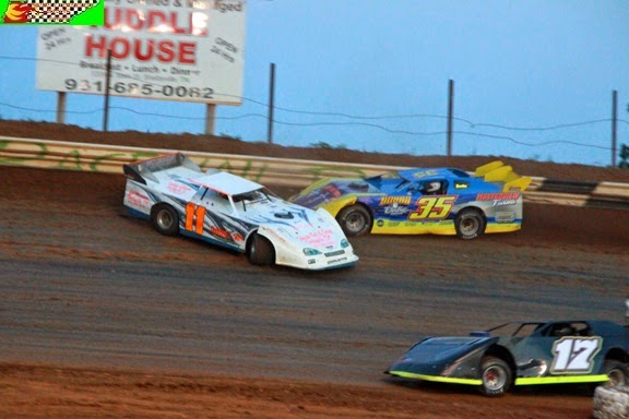 Duck River Raceway Park 5/18/2014 (Steven Luboniecki photo for Middle Tennessee Racing Scene)