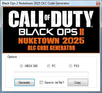 to get Black Ops 2 Nuketown 2025 Map DLC Free On Xbox 360, PS3 and PC