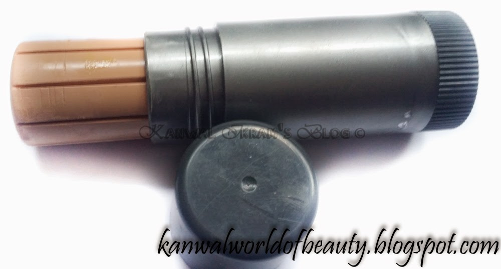 Kryolan Tv Paint Stick 3W-Review And Swatches by kanwal ikram