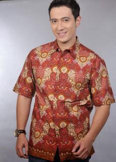 Baju Batik Butik Online dengan Model dan Motif Terbaru
