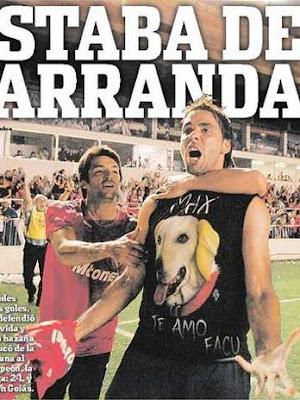 sarro nos hermanos argentinos