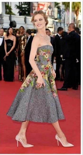 Festival de Cannes Vestidas elegantemente