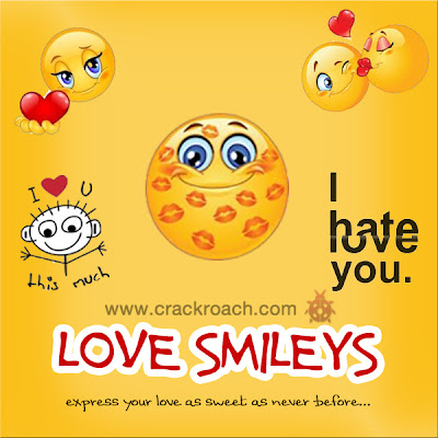 Largest Collection of Facebook Chat codes for Latest Smileys & Emoticons love crackroach