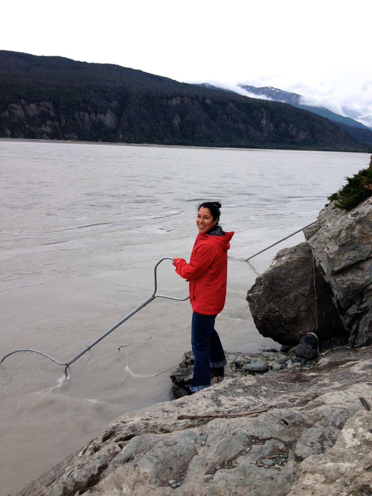 The baked alaska project alaska adventures for Fishing in fairbanks alaska