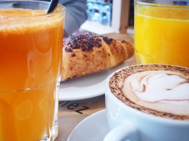 desayuno SandwiChez