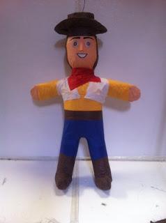 Woody Pinata