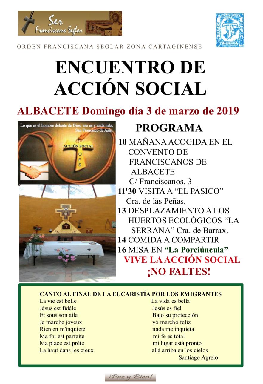 Encuentro Acción Social