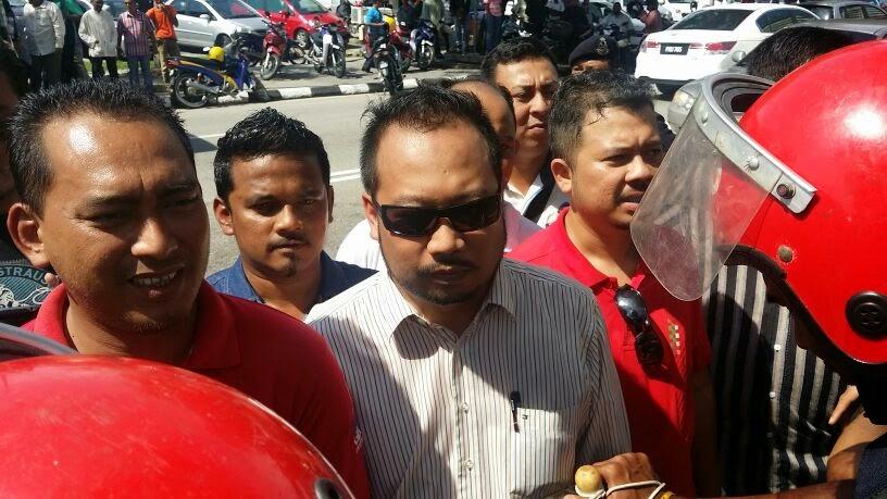 Pemuda UMNO Pulau Pinang gesa pengundi hukum DAP di PRU14