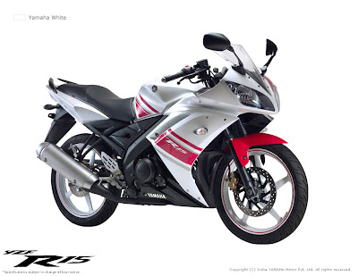 limited edition Yamaha R15