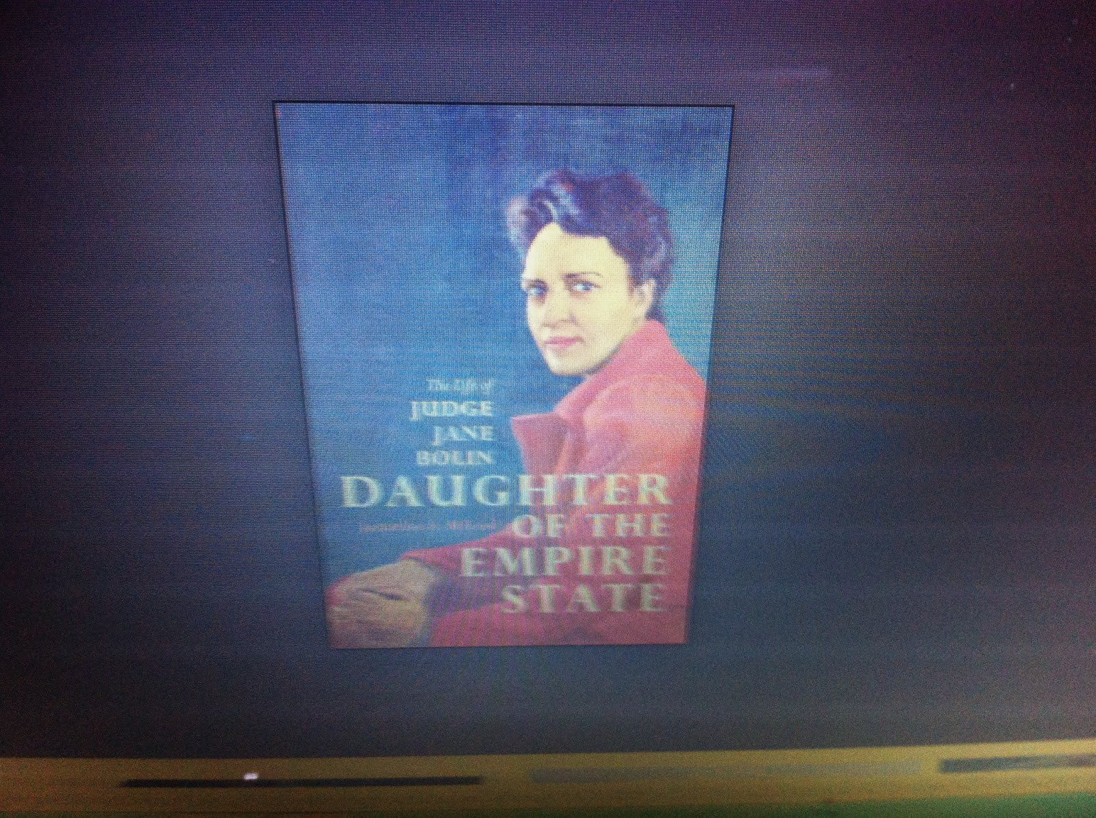 short biography jane matilda bolin Daughter of the empire state the life of judge jane bolin by jacqueline a mcleod.