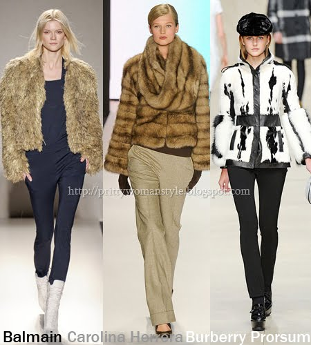 къси кожени палта мода зима 2012