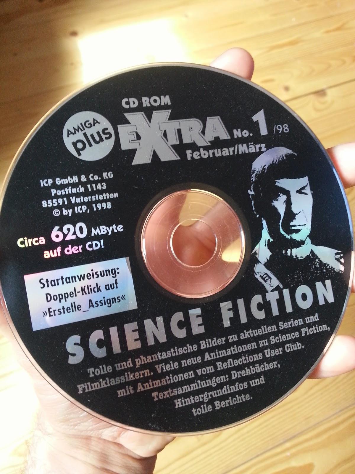 Amiga Plus CD