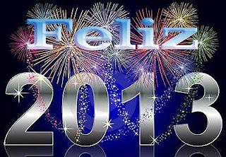 Feliz Natal! Feliz 2013!