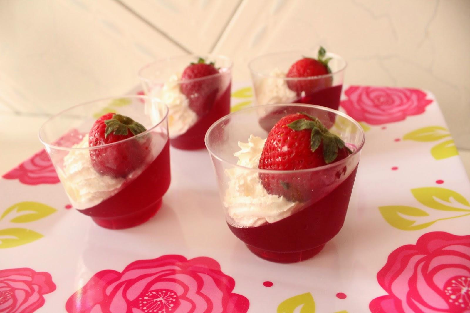 gelatina especial para natal