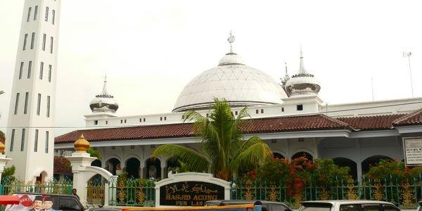 Rancangan Arsitektur Masjid Agung Pemalang Dilombakan