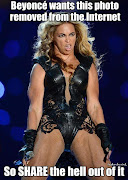 Beyonce wants this photo removed from the internet. (beyonce meme super bowl half time show)
