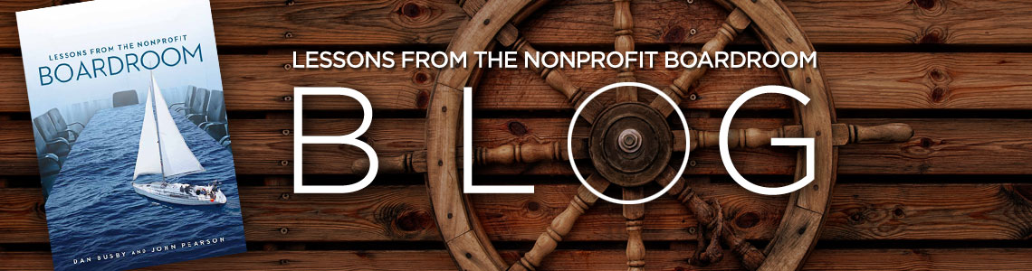 Lessons From the Nonprofit Boardroom