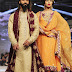 Pantene Bridal Couture Week 2013 Collection By Deepak Perwani