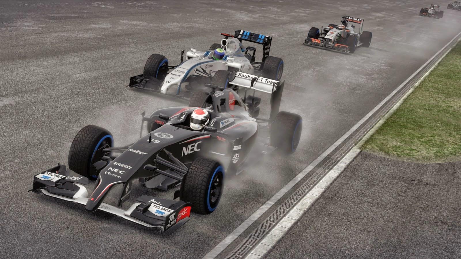 F1 2014 Multilenguaje (Español) [Mega]
