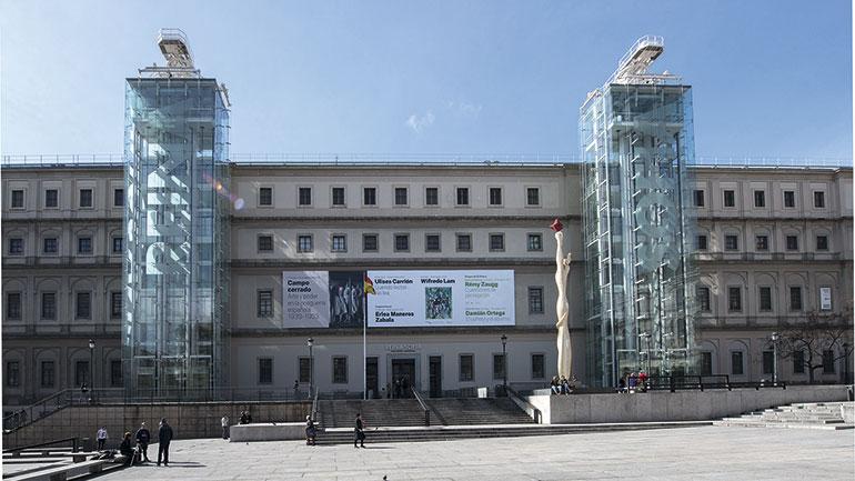 Enlace Museo Nacional Centro de Arte Reina Sofia