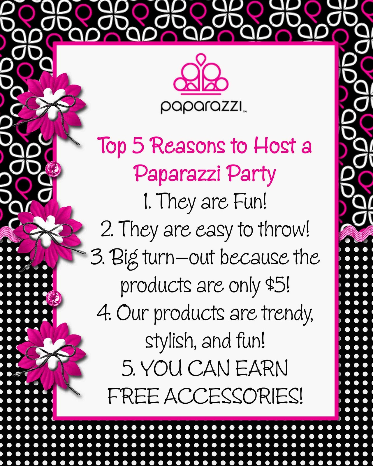 Paparazzi Jewelry Accessories Everything Is Just 5