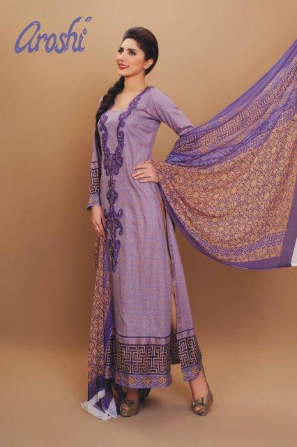 Aroshi Lawn Fashion Collection