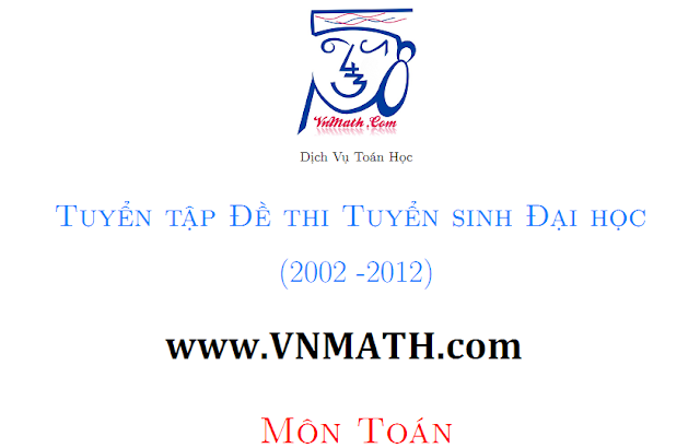 de thi dai hoc 2013, de thi dai hoc mon Toan 2013