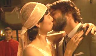 Matrimonio Gonzalo Maria Il segreto