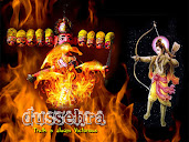 #6 Happy Dussehra Wallpaper
