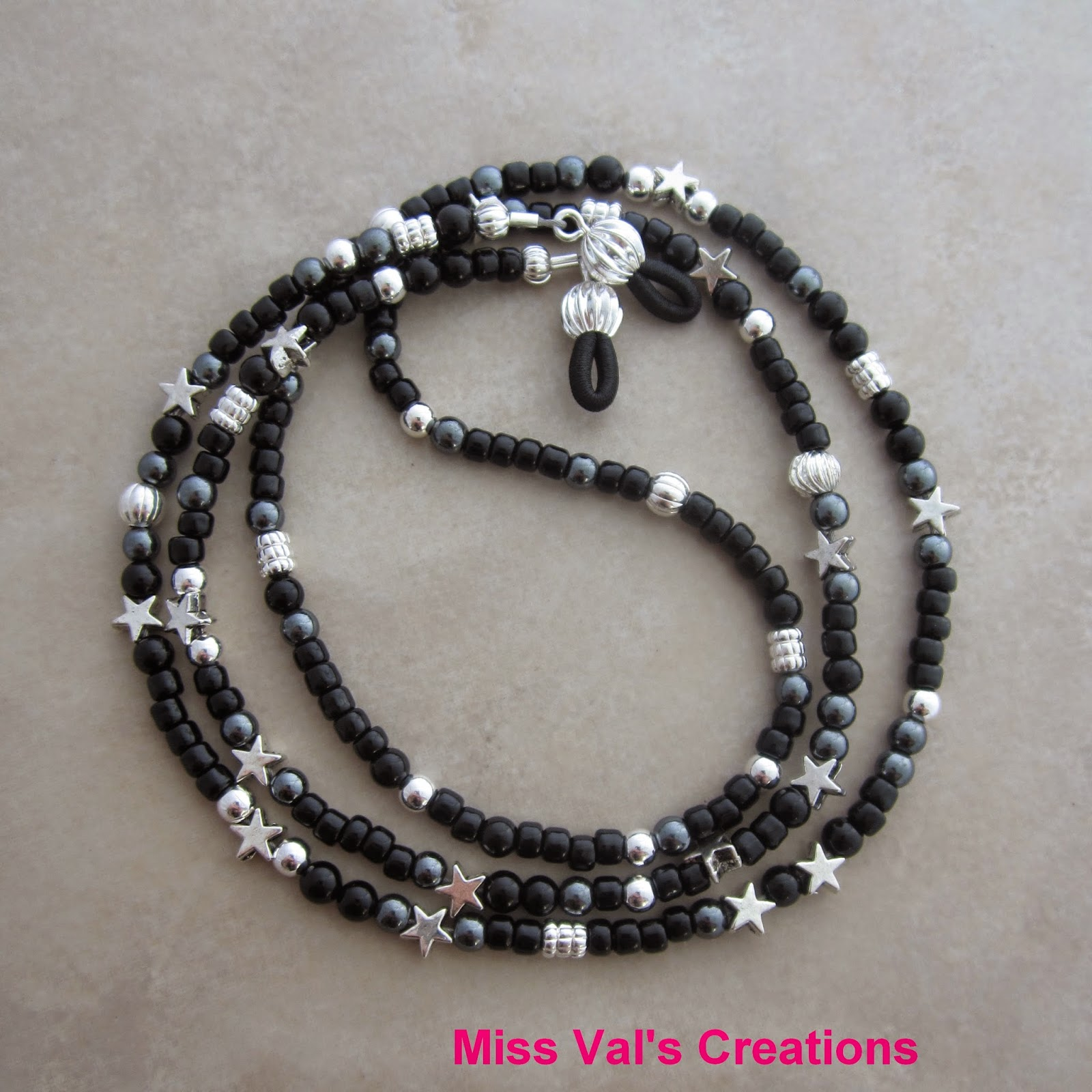 miss val s creations whimsical eyeglass chains and