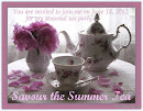 Savor The Summer - Rose Chintz Cottage