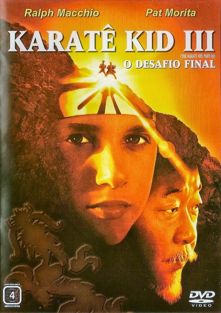 Karatê Kid 3: O Desafio Final – Dublado (1989)
