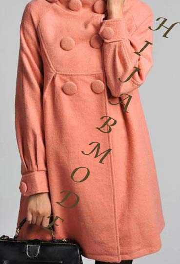 hijab fashion - manteau pour femmes voilées ~ Hijab et voile mode ...