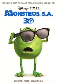 Monstros S.A. 3D