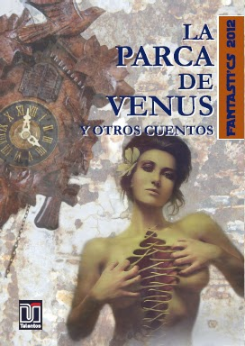 La parca de Venus y otros relatos de VVAA