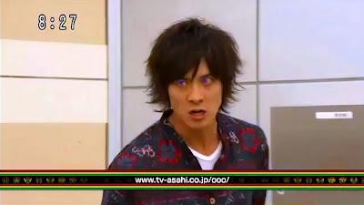 Kamen Rider OOO Episode 43