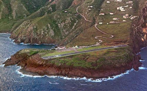 Aeroporto Juancho E. Yrausquin - Saba