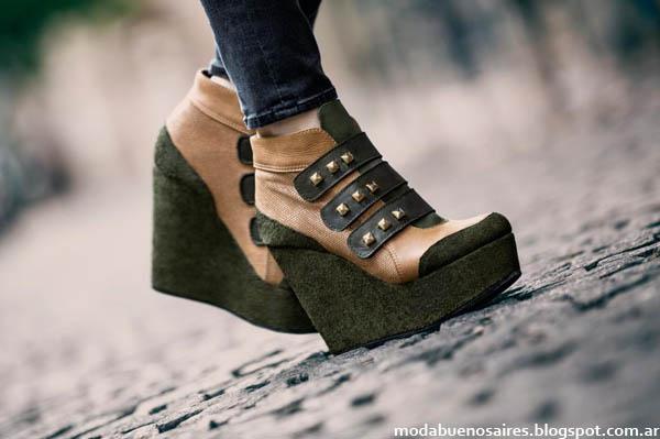 Zapatos invierno 2013 Lazaro