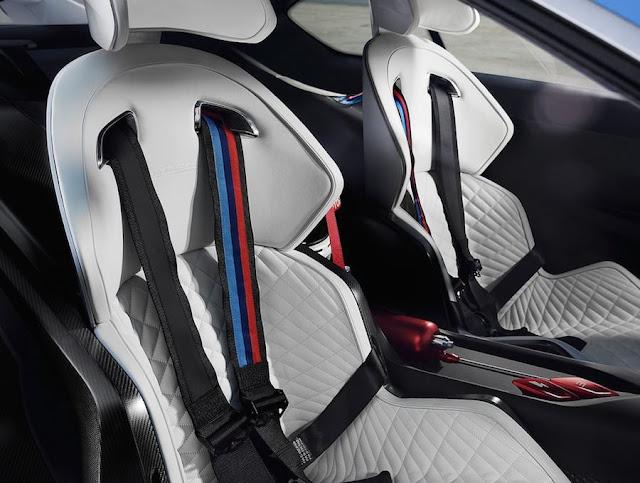 BMW 3.0 CSL オマージュR シート