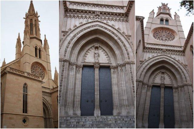 Iglesia de Santa Eulalia en Palma de Mallorca