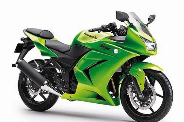 2012 Kawasaki Ninja 250R Green | The 10 Best Buys in 2012 Motorcycles